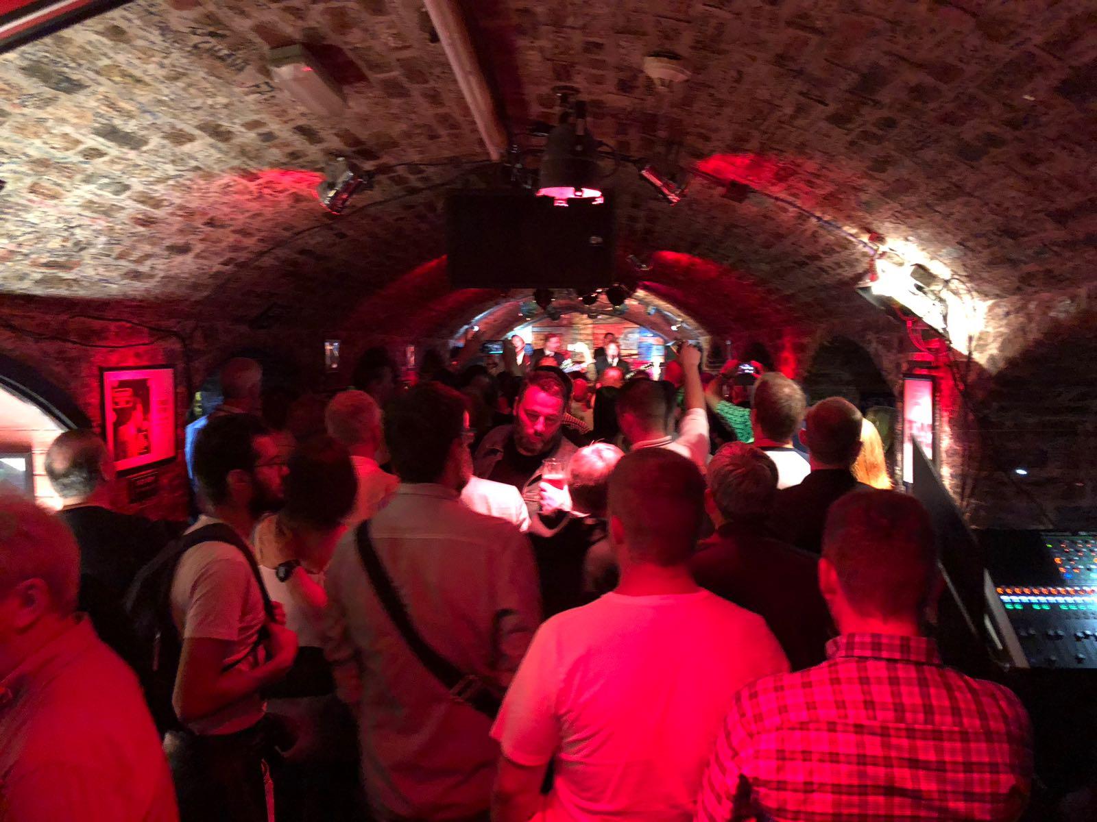 Fervelândia no Cavern Club.JPG