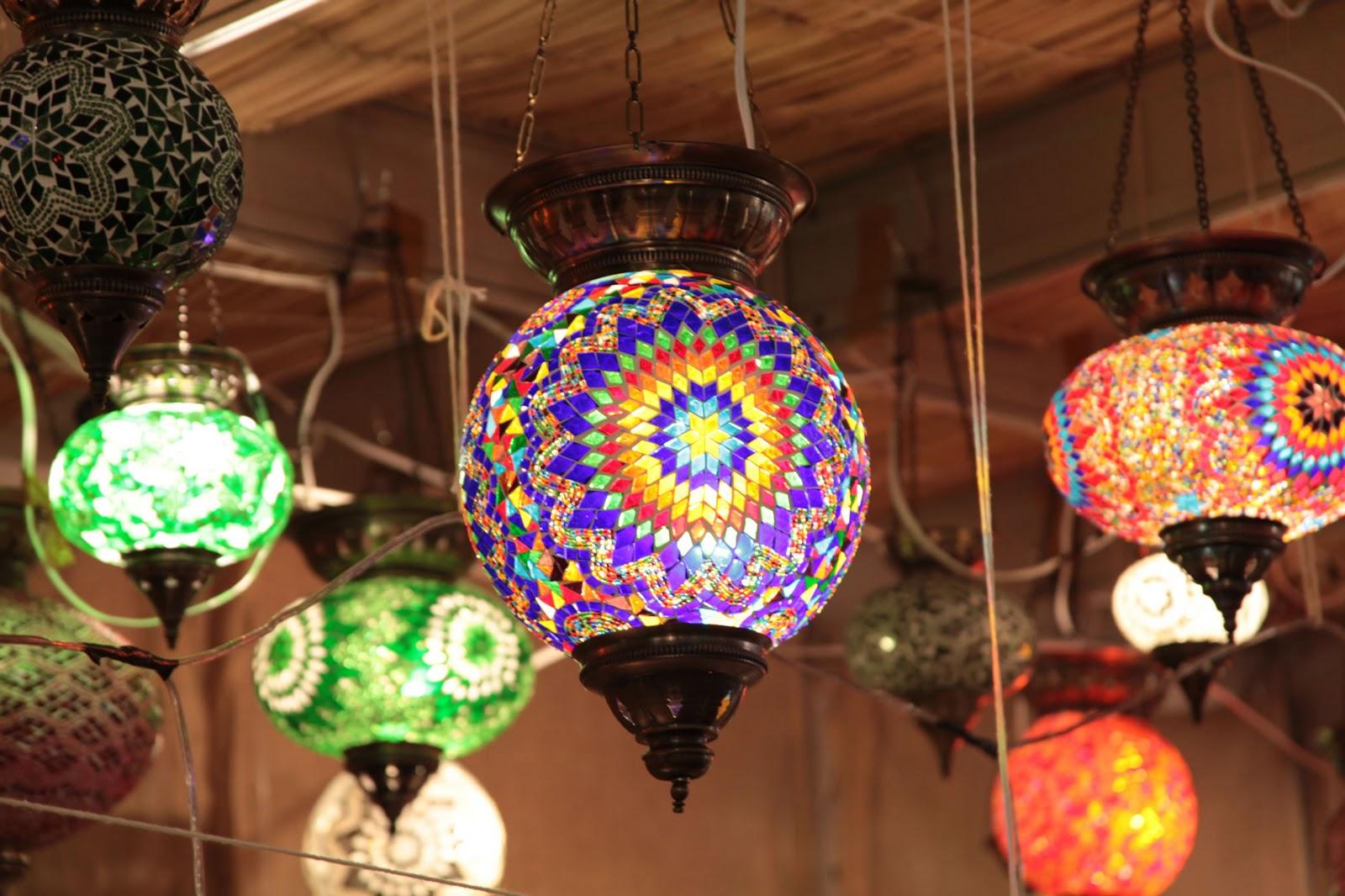 Espaço Internacional de Artesanato e Decoração_Luminárias turcas.jpg