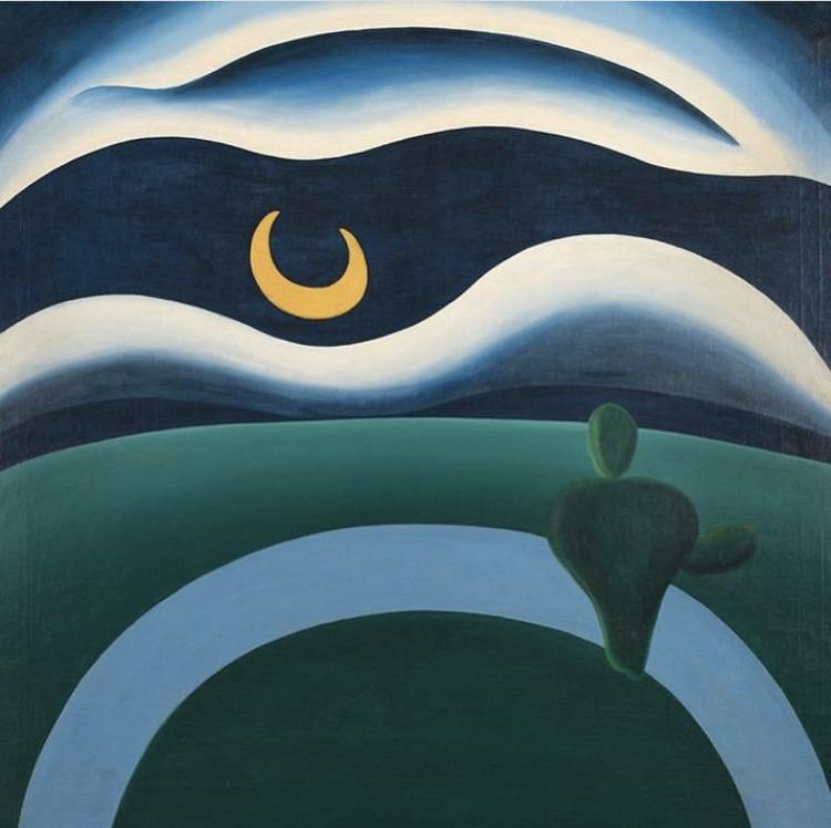 A Lua, de Tarsila do Amaral.png