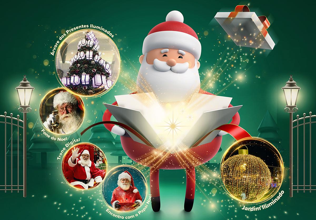 """Shopping Jardins brinda o público com o """"Natal mais que presente'_.jpg"""