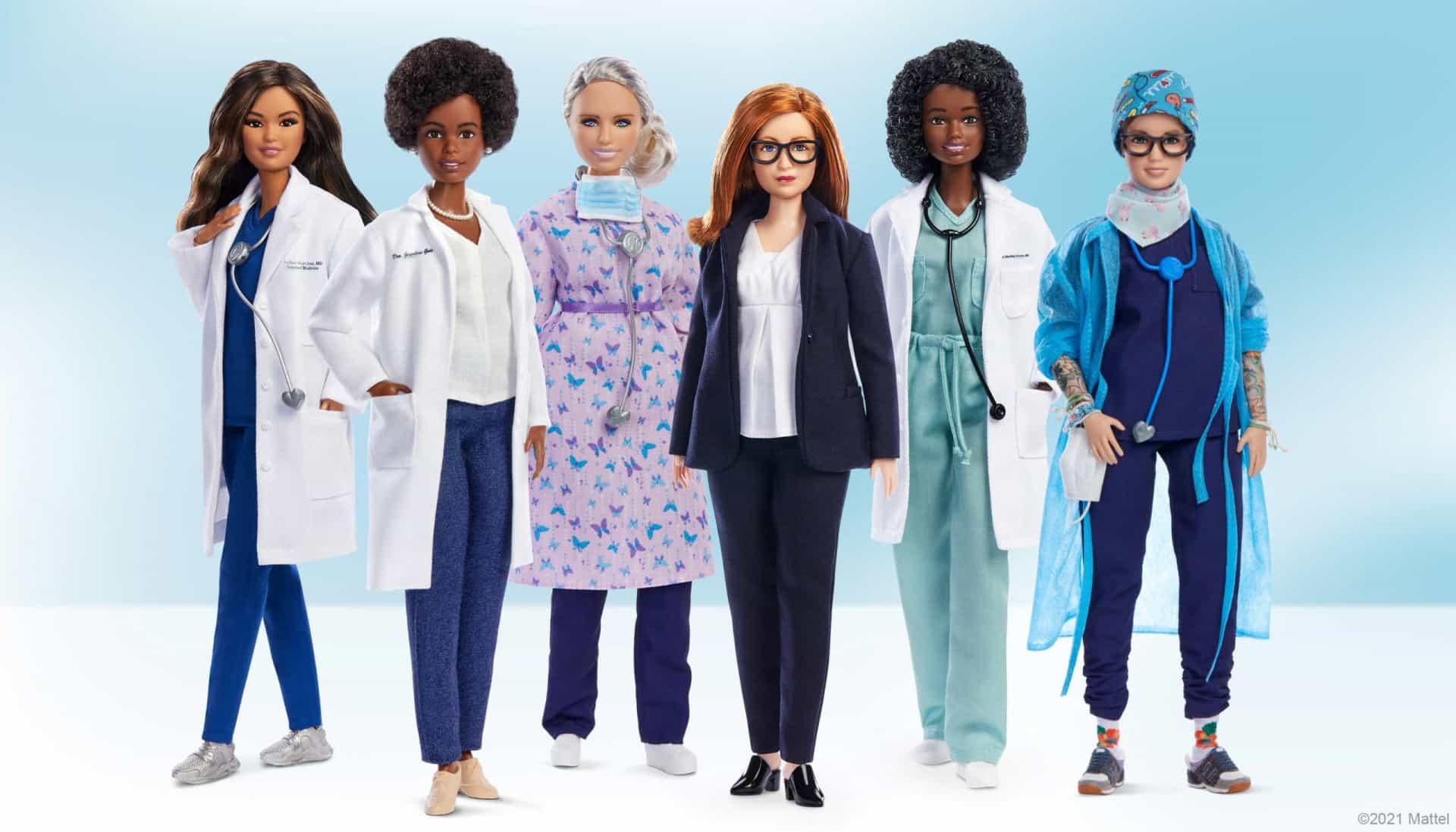 Coleção de Barbie da Saúde.jpg